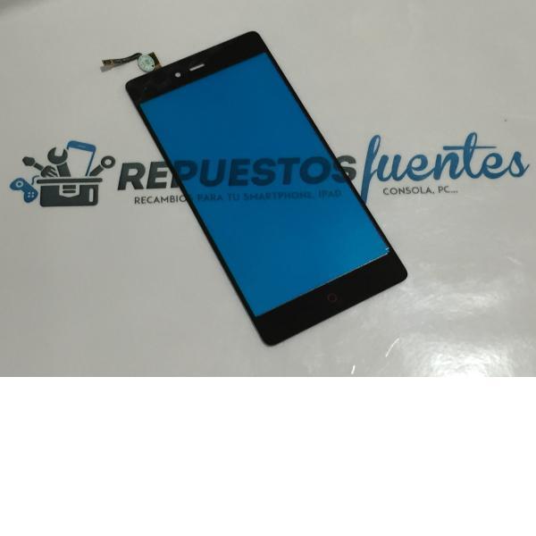 Pantalla Tactil para ZTE Z9 Max NX510J - Negra