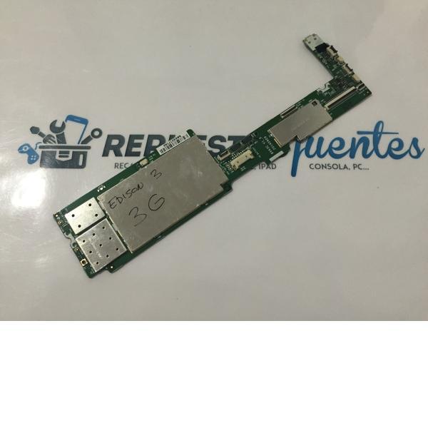 """Placa Base para Bq Edison 3 3G , Fnac Tablet 4.0 10"""" 3G - Recuperada"""