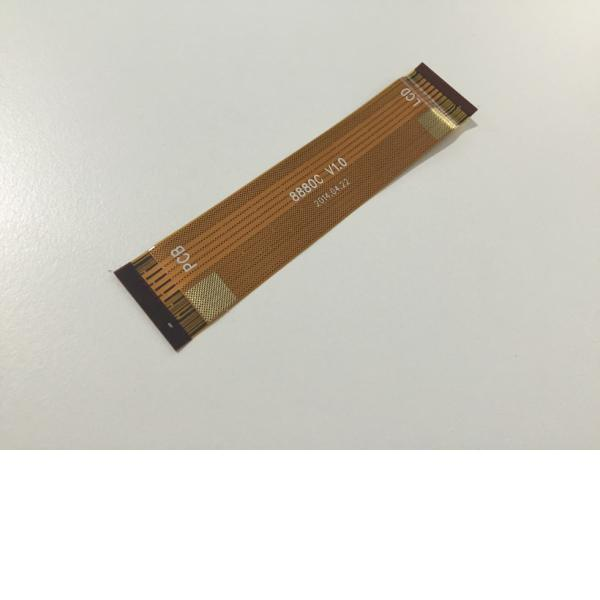 "Flex para Lcd BQ Edison 3 3G , Fnac 4.0 10"" 3G - Recuperado"