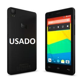 Telefono Movil Smartphone Bq Aquaris E4.5 Libre - Negro