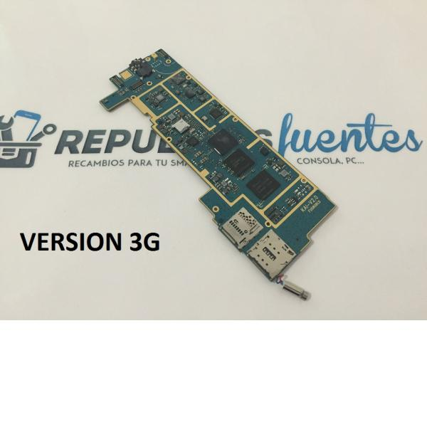 Placa Base Original Tablet Bq Aquaris E10 VERSION 3G - Recuperada