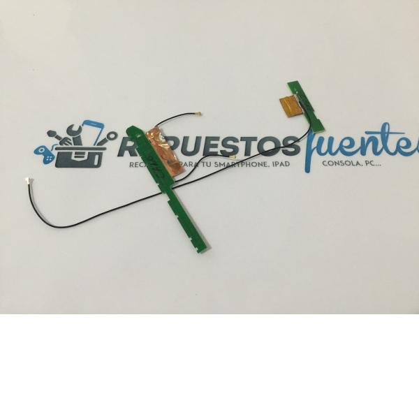 Juego de Antena Original BQ El Cano 7 - Recuperada