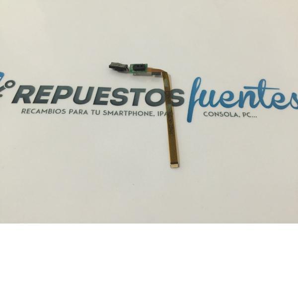 Flex Sensor de Proximidad y Auricular Original BQ El Cano 7 - Recuperado