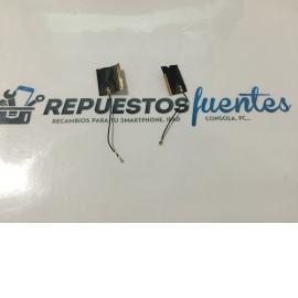 Juego Antena Wifi y GPS Original FNAC 02BQFNA13 02BQFNA19 Recuperado
