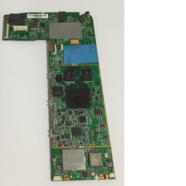 Placa Base Original para BQ Curie 2 3G Quad Core - Recuperada