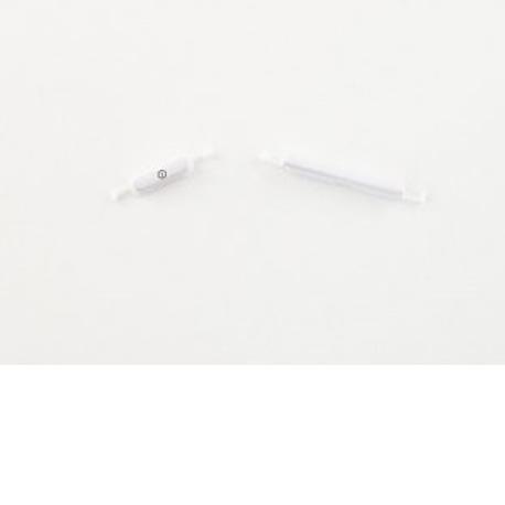 Botón de Encendido y Volumen para Samsung Galaxy Express i8730 - Blanco - Recuperado