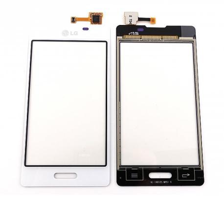 Repuesto Pantalla Tactil LG L5 2 E460 Blanca