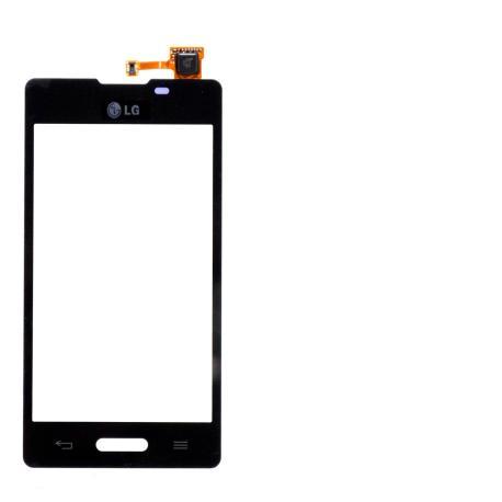 Repuesto Pantalla Tactil para LG L5 2 E460 NEGRA