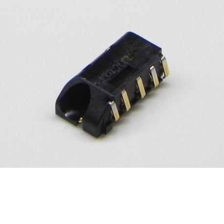 Jack de Audio para LG L5 2 E460, LG L7 2 D605, P710, L9, P760, L9 2, P710, Optimus G Pro, E986, L70, D320N