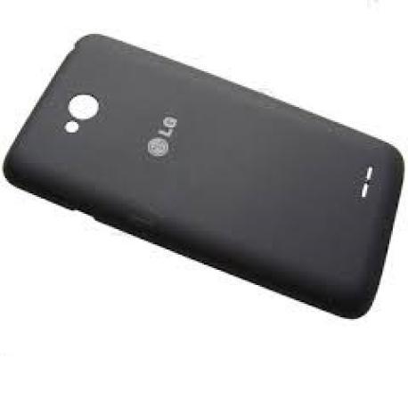 Tapa de Bateria Original para LG L90 D405 - Negra