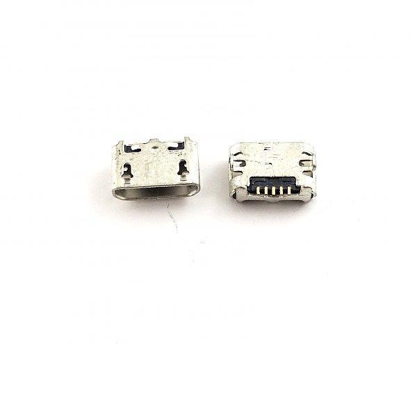 Conector de Carga Micro USB para Huawei Honor 3X, Honor 3C, G750 , Huawei P6, G610, G710, G730, Y550, G620S