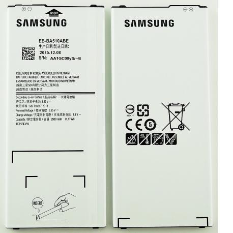 Bateria para Samsung Galaxy A5  SM-A510 - Versión 2016