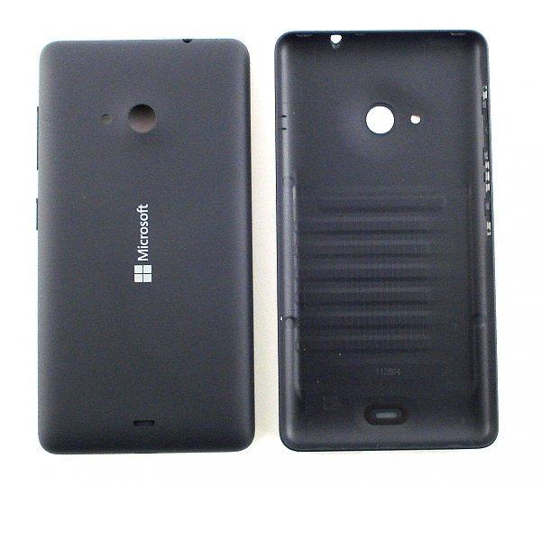 Tapa Trasera de Bateria para Original para Microsoft Lumia 535 - Negra