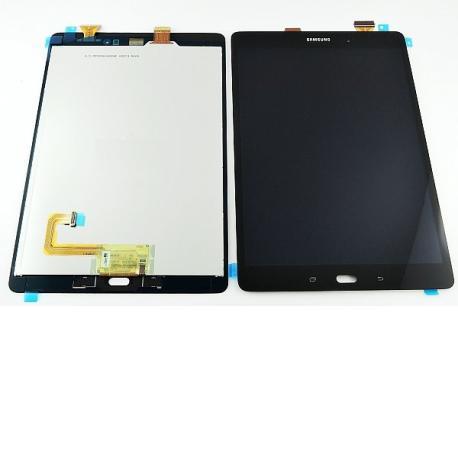 PANTALLA TACTIL + LCD DISPLAY COMPATIBLE PARA SAMSUNG GALAXY TAB A SM-P550 - NEGRA