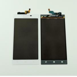 Pantalla Tactil para Lenovo P70 - Blanco