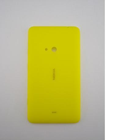 Tapa Trasera de Bateria Original para Nokia Lumia 625 - Amarillo