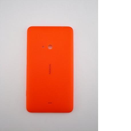 Tapa Trasera de Bateria Original para Nokia Lumia 625 - Naranja