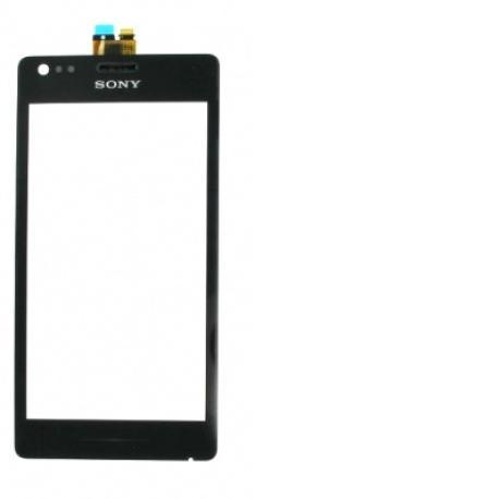 Pantalla Tactil para Sony Xperia M C1904, C1905, M Dual C2004, C2005 - Negra