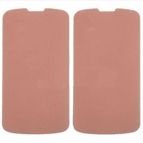 Adhesivo de Pantalla Tactil para LG GOOGLE NEXUS 4 E960