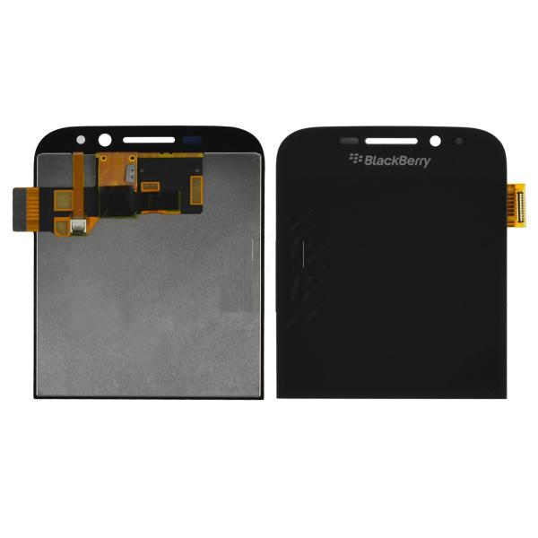 Pantalla Tactil + LCD Display para Blackberry Q20 - Negra