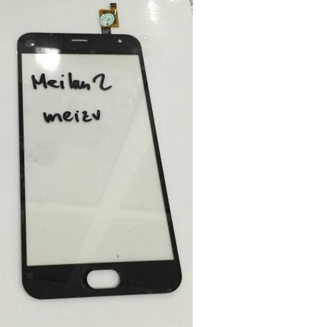 Pantalla Tactil para Meizu M2 (Meilan 2) - Negra