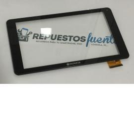 Pantalla Tactil con Marco Original para Tablet Woxter QX 95 HD - Recuperada / Negra