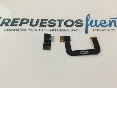 Juego de Camara Trasera y Frontal Original Acer Iconia W510 - Recuperada
