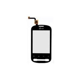 Pantalla tactil cristal digitalizador LG optimus ME P350