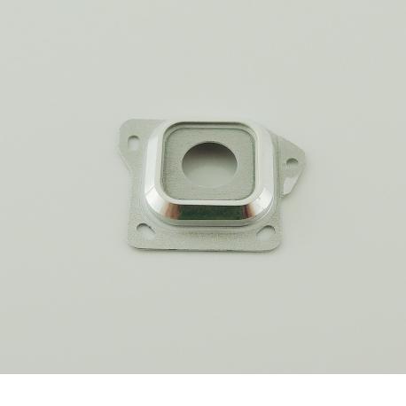 Embellecedor de Lente de Camara para Samsung Galaxy A3 A300F - Blanco