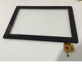 Pantalla Tactil con Marco Original Tablet Szenio Tablet PC 13216QC - Recuperada