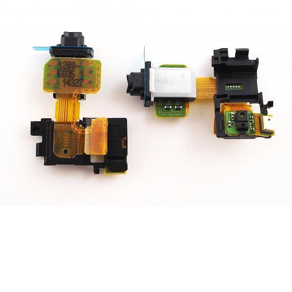 Flex Jack Audio y Microfono Sony Xperia Z3 D6603 D6643 D6653 - Recuperado