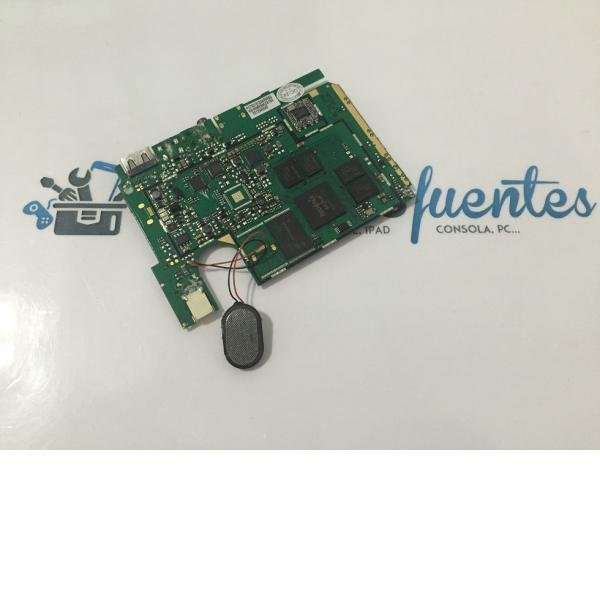 Placa Base Original Wolder miTab Air - Recuperada