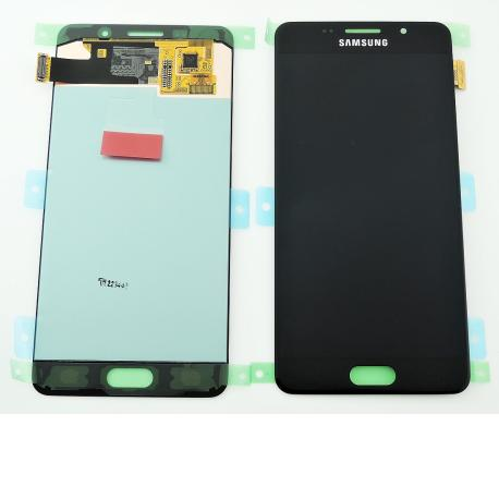 Pantalla LCD Display + Tactil Original para Samsung Galaxy A5 A510F - 2016 - Negra