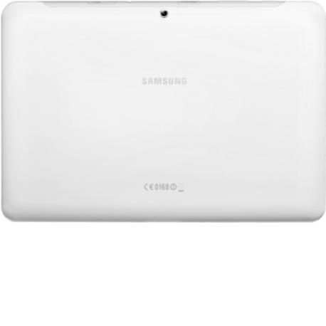 Carcasa Tapa Trasera de Bateria Original para Samsung P5100 - Blanca