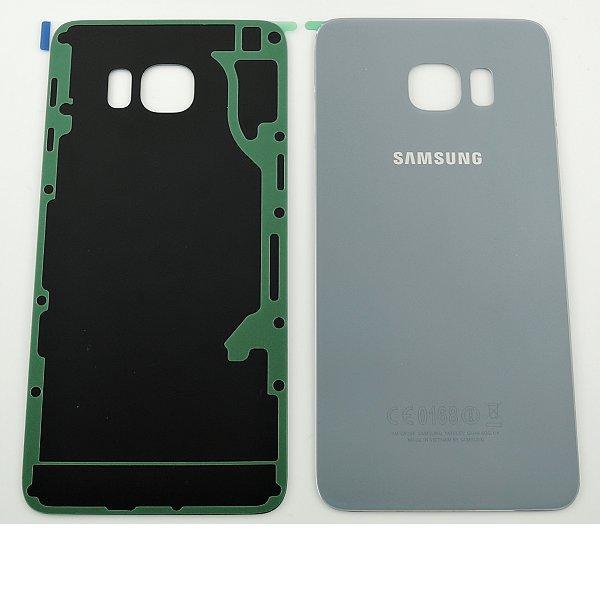 Tapa Trasera de Bateria Original para Samsung Galaxy S6 Edge+ Plus SM-G928F - Plata