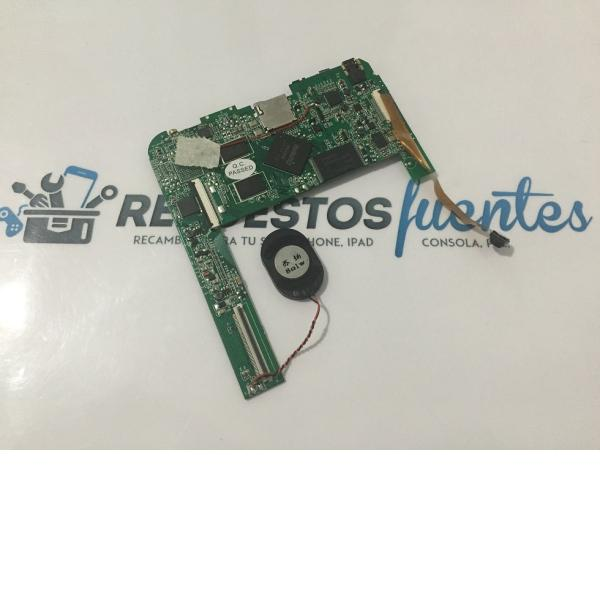 Placa Base Original Wolder Mitab Manhattan - Recuperada
