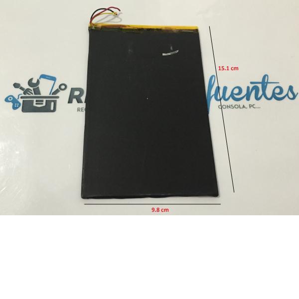 Bateria Universal para Tablet de 15.1 cm x 9.8 cm - Recuperada / Modelo D (QX95)