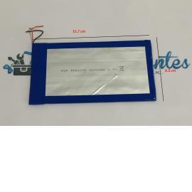 Bateria Universal para Tablet de 15.7 cm x 8.3 cm - Recuperada / Modelo E