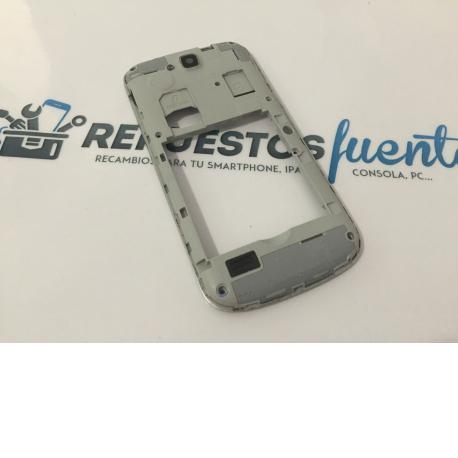 Carcasa Intermedia Original Zte Blade G Pro V829 - Recuperada