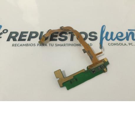 Flex Microfono y Vibrador Original Zte V9800 Tmn Smart A60 - Recuperado