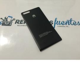 Tapa Trasera Original Huawei G6 4G G6-L11 Negra - Recuperada