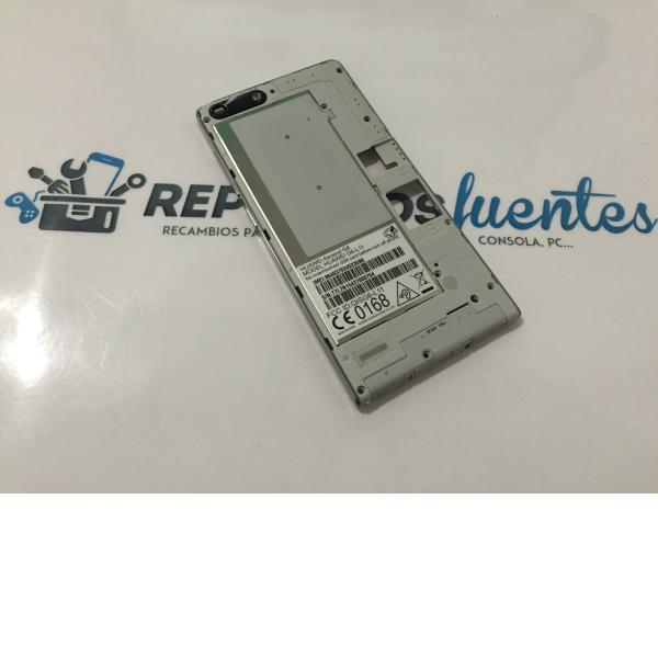 Carcasa Intermedia Original Huawei G6 4G G6-L11 - Recuperada