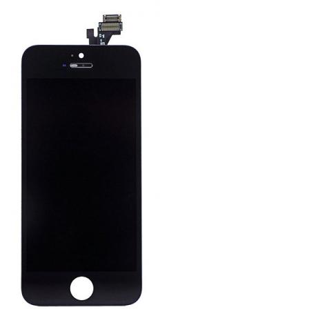 Pantalla LCD Display + Tactil con Pre-Marco para iPhone 5 - Negra
