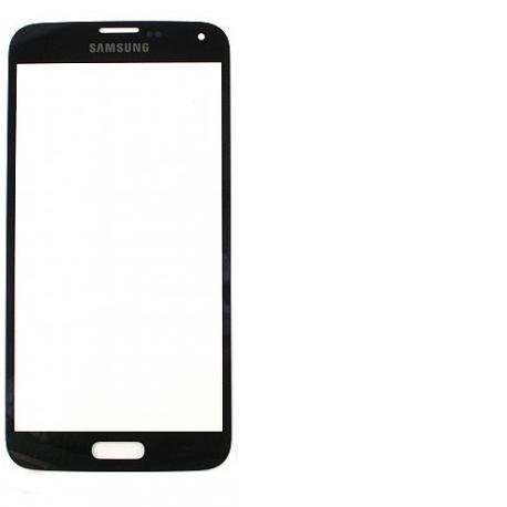 Pantalla de Cristal para Samsung Galaxy S5 SM-G900F - Negra