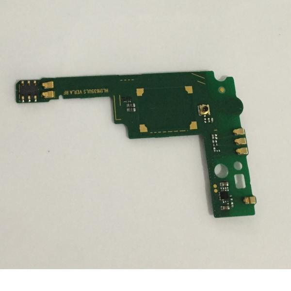 Modulo de Antena y Microfono Original para Huawei Y635 - Recuperado