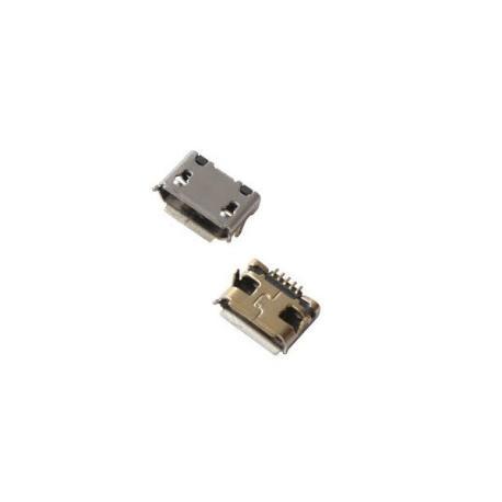 Conector de Carga Micro USB para Huawei Y635 , P6