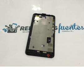 Carcasa Marco Frontal Original para Huawei Y635 - Recuperado
