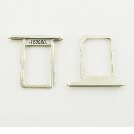 Bandeja de la Tarjeta SIM Original para Samsung Galaxy S6 SM-G920 - Oro