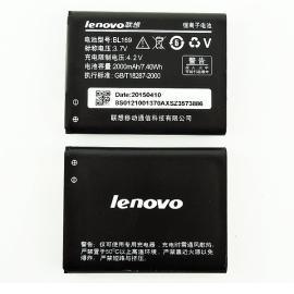 Bateria BL169 Original para Lenovo A789 P70 S560 P800 de 2000 mAh