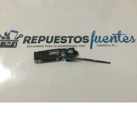 Altavoz Buzzer , Conector de Carga y Microfono Original Wiko Getaway - Recuperado